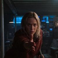 'Quiet Place Part 2' VFX supervisor says the aliens' origins don't matter