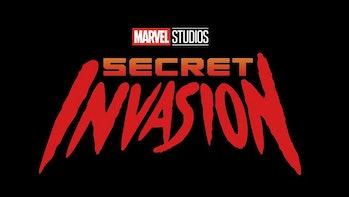 Secret Invasion Disney+ logo