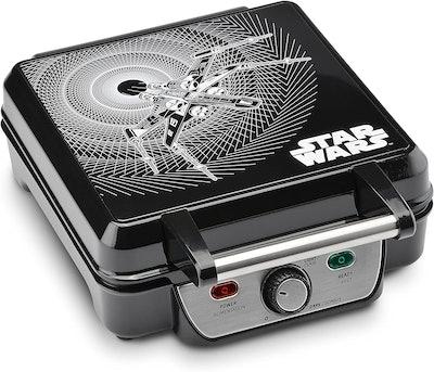 Star Wars 4-Waffle Maker