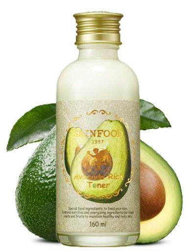 Skin Food Premium Avocado Rich Toner (5.4 Oz)