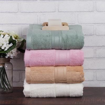 JML Bamboo Bath Towels (2-Pack)