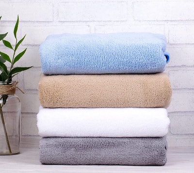 JML Microfiber Bath Towels (2-Pack)