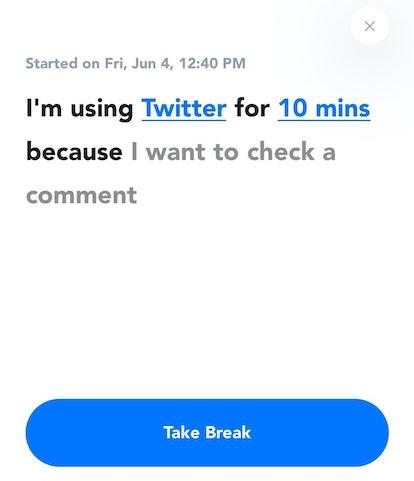 Procrastination app Opal blocks Twitter.