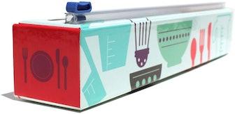 ChicWrap Cook's Tools Refillable Plastic Wrap Dispenser