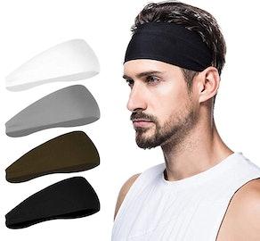 Poshei Headbands (4 Pack)