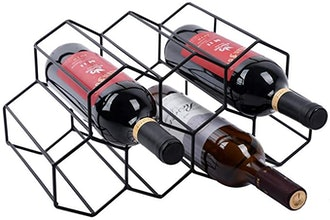 Urban Deco Countertop Wine Rack