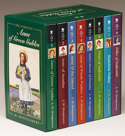 Anne of Green Gables Complete Box Set