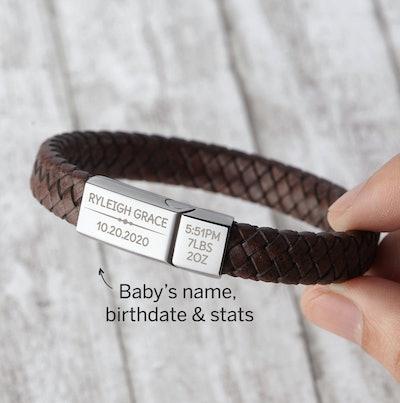 New Dad Bracelet