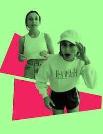 Emma Chamberlain's summer 2021 outfits
