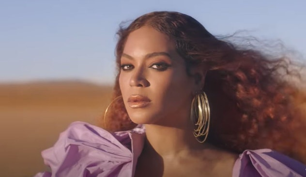 """Beyoncé's single """"Spirit"""" is part of her 2019 visual album, 'The Lion King: The Gift.'"""