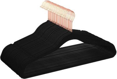 Amazon Basics Velvet Clothes Hangers (30-Pack)