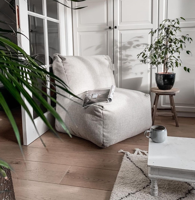 Beanbag furniture trend