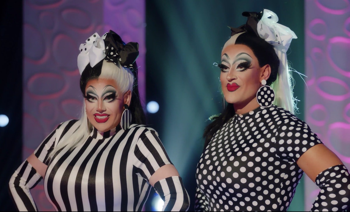 Kita Mean won the makeover challenge with her rugby player on 'Drag Race Down Under' Season 1.