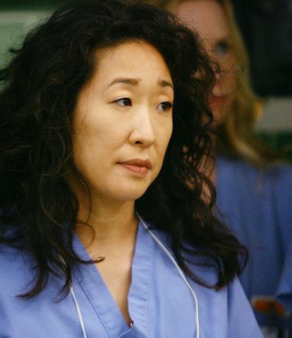 Sandra Oh starred as Cristina Yang on 'Grey's Anatomy' for 10 seasons.