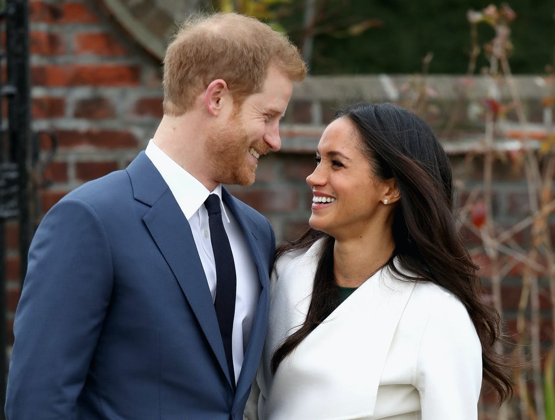 Meghan Markle & Prince Harry Welcomed A Baby Girl Named Lilibet