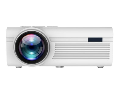 480P LCD Home Theater Projector