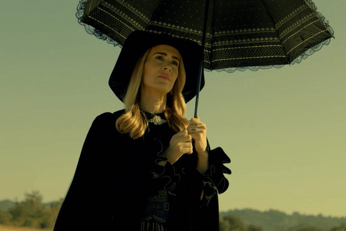 Sarah Paulson in 'American Horror Story: Apocalypse.'