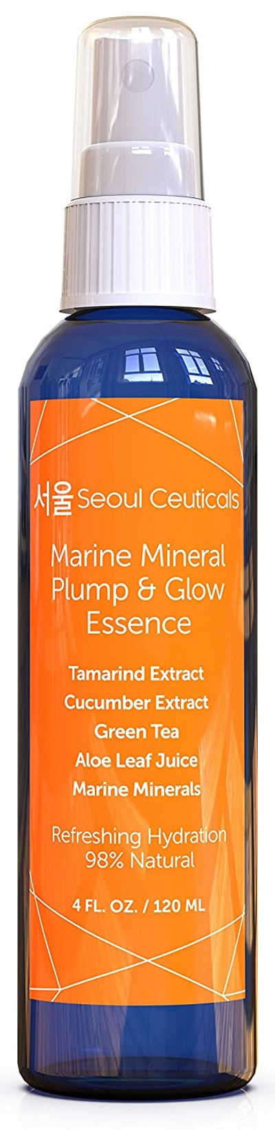 Seoul Ceuticals Marine Mineral Plump & Glow Essence (4 Oz)