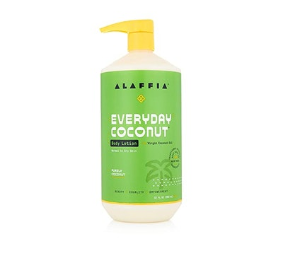 Alaffia Coconut Body Lotion