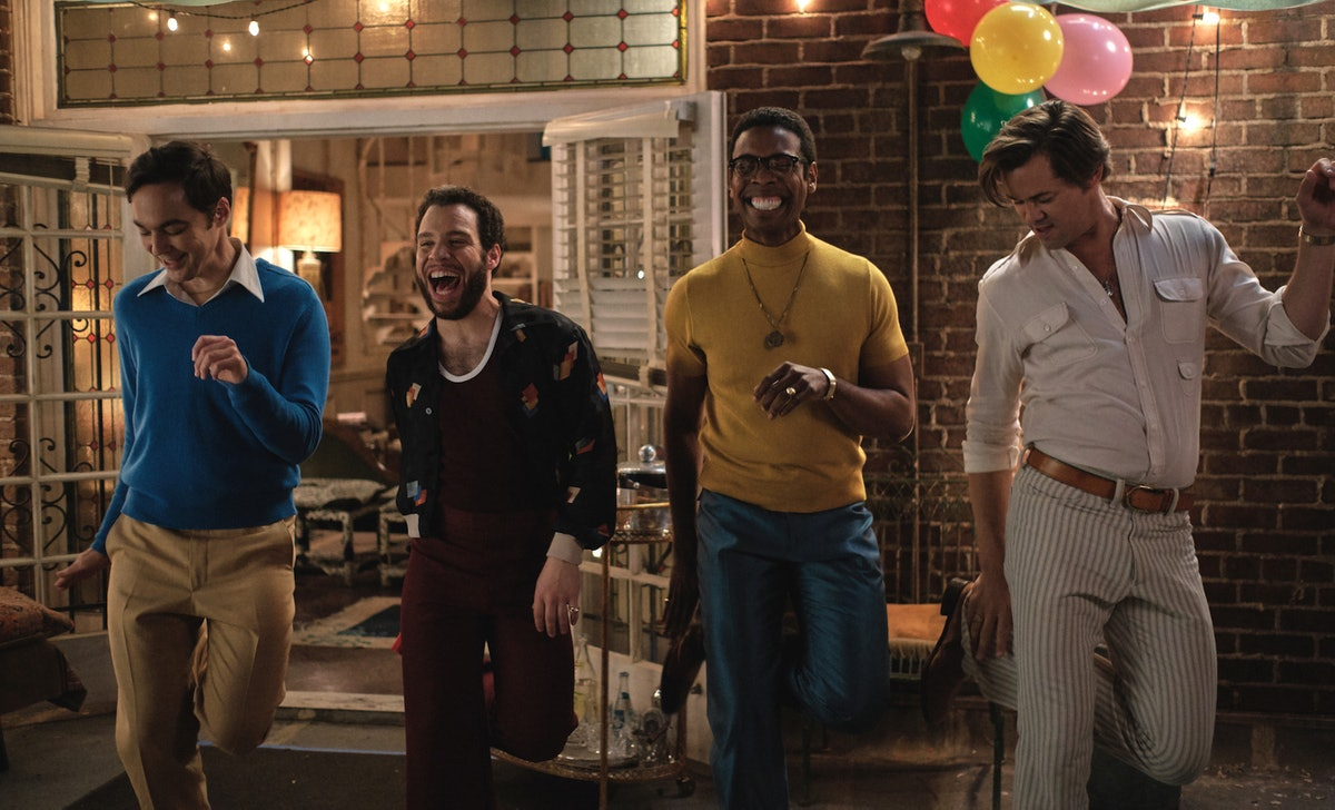 Netflix's 'The Boys in the Band' is a recent LGBTQ+ movie to check out.