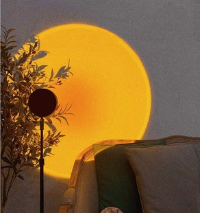 Tibbiden Sunset Projection Led Light