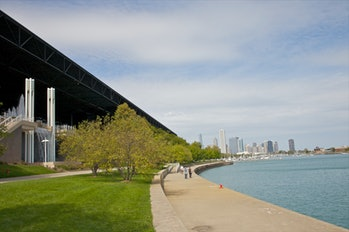 McCormick Place Chicago Lakeshore Drive