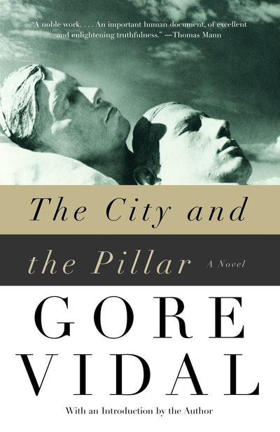 'The City and the Pillar' by Gore Vidal