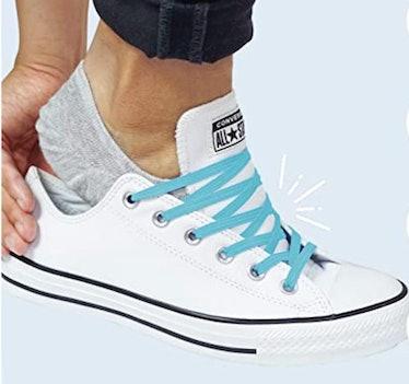Xpand Set of Flat Elastic Shoelaces