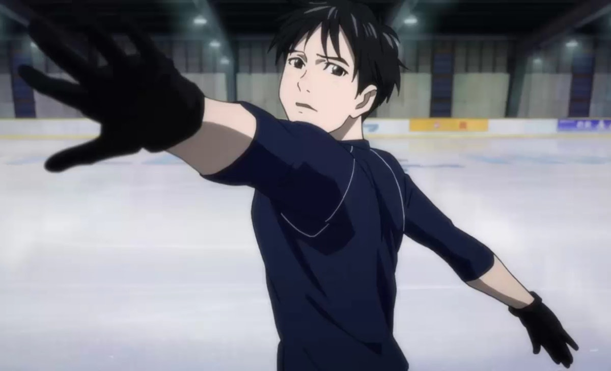 'Yuri on Ice' is a popular anime show that new fans of the genre might enjoy.
