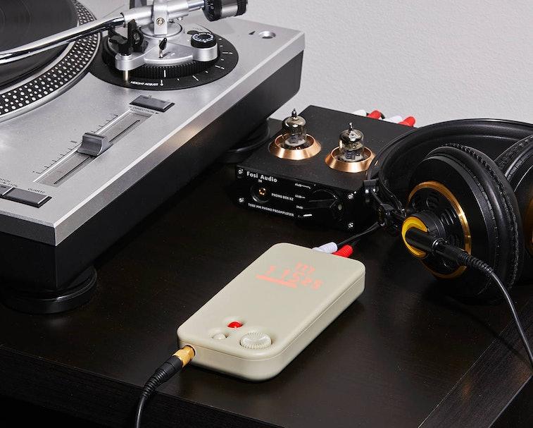 Blast Box audio device