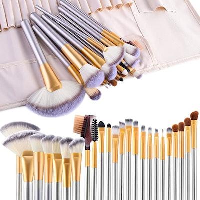 VANDER LIFE Makeup Brushes (Set of 24)