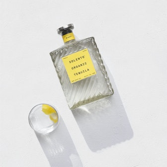 Solento Organic Blanco Tequila