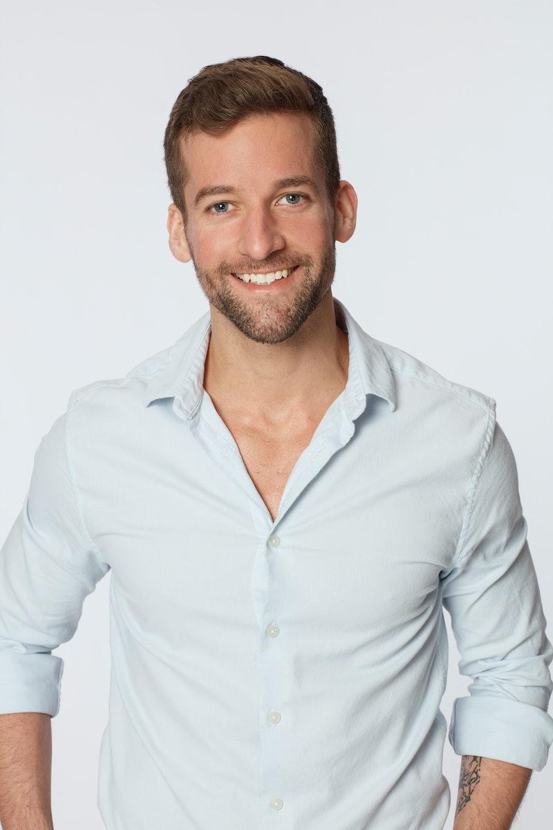 Connor Brennan from 'The Bachelorette' Season 17 via ABC's press site