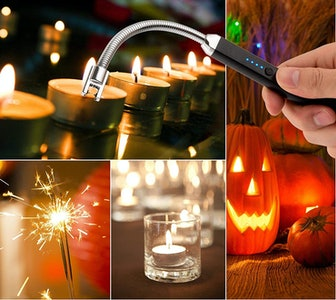 Meiruby Electric Rechargeable USB Candle Lighter