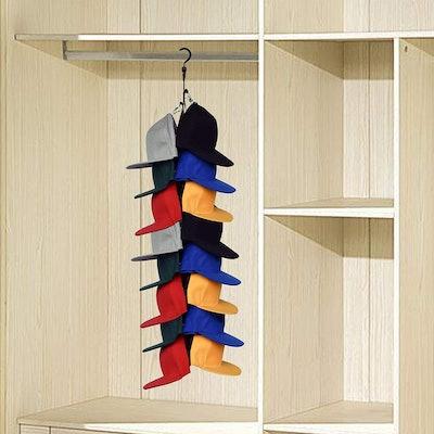 YYST Closet Hanging Cap Keeper