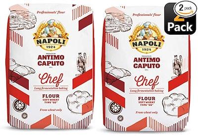 Antimo Caputo Chefs Flour (2-Pack)