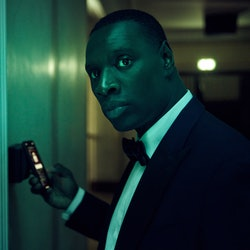 Omar Sy stars in 'Lupin,' which debuts its second season on Netflix this week.