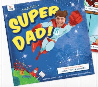 'Super Dad!'