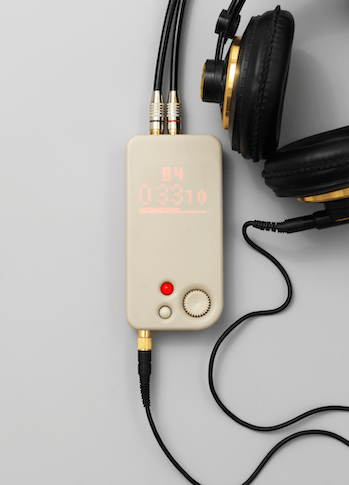 The Blast Box connects to professional audio equipment and allows artists to quickly broadcast perfo...