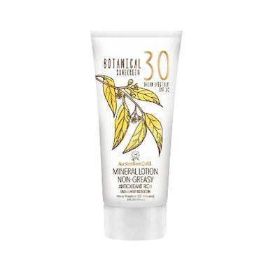 Australian Gold Botanical Sunscreen SPF 30