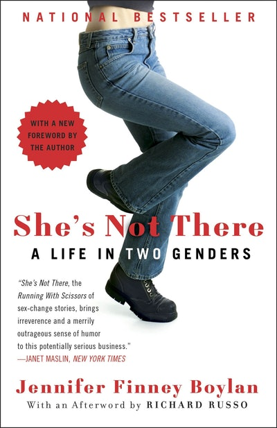 'She's Not There: A Life in Two Genders' by Jennifer Finney Boylan
