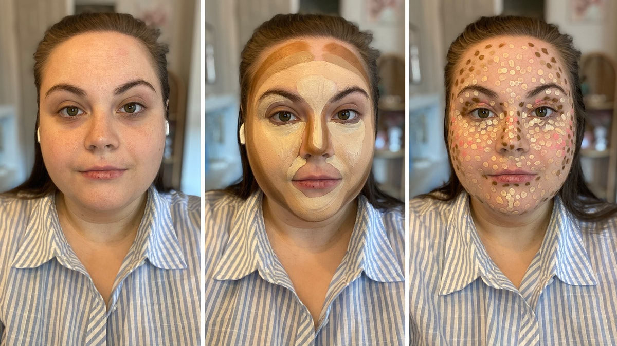 Elite Daily Senior Style Editor Theresa Massony tests multiple viral TikTok contouring hacks to see which, if any, actually work.