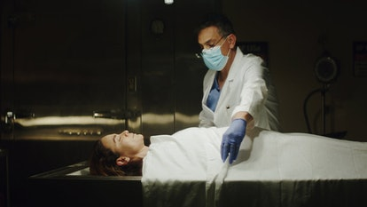 Alice Braga as Teresa Mendoza in 'Queen of the South' Season 5 via USA's press site