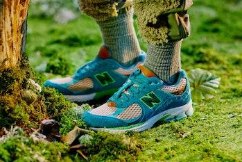 "New Balance x Salehe Bembury ""Water Be The Guide"" 2002R sneaker"