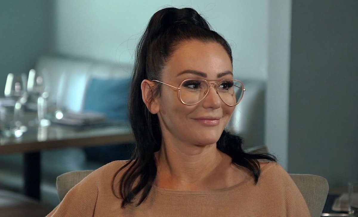 JWoww exhibits the attributes of a Pisces zodiac on 'Jersey Shore.'