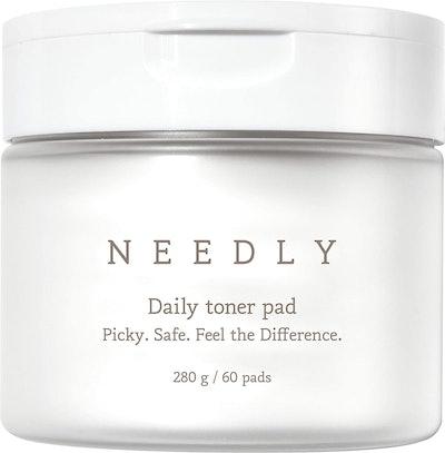 Needly Daily Toner Pad (60 Pads)