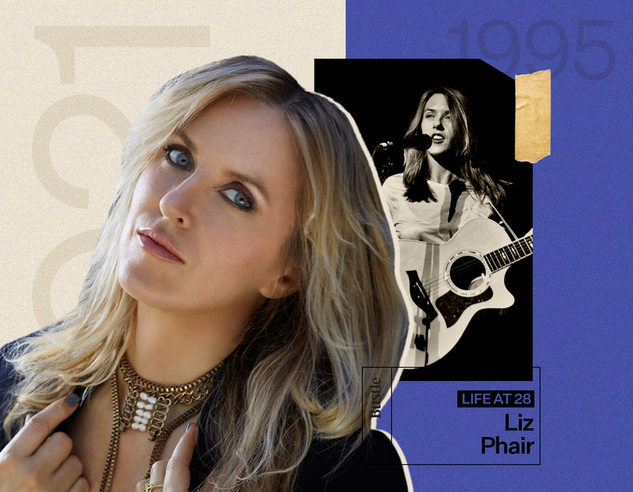 Liz Phair Reflects On Trading Her Rock Star Life For Domestic Bliss At Age 28