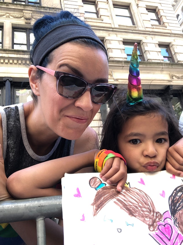 Take your family to a Pride parade.