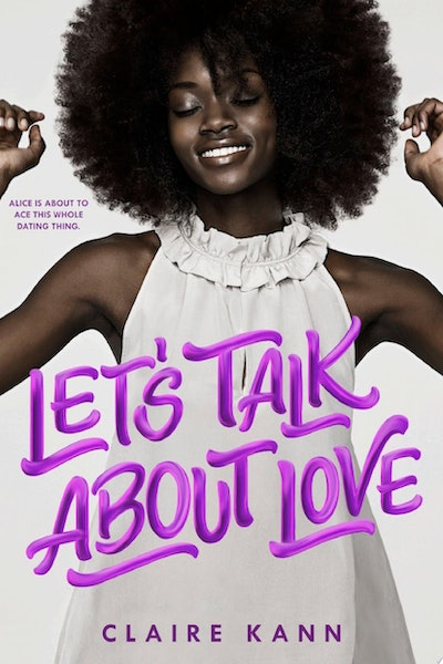 'Let's Talk About Love' by Claire Kann