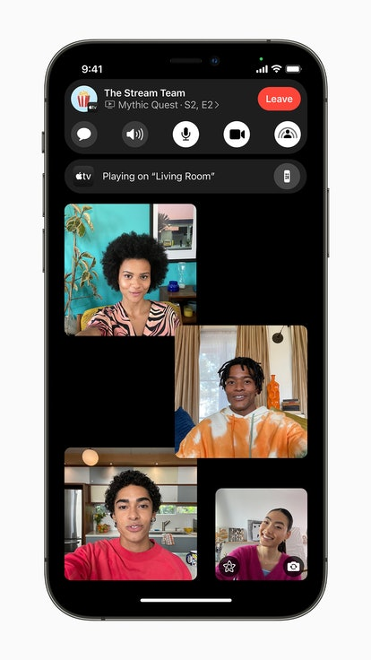 Apple's iOS 15 update is compatible with iPhone 6s, but some features like Spatial Audio on FaceTime...